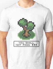 Tshirt Shall not Pass T-Shirt
