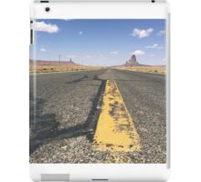 The Road to the Desert iPad Case/Skin