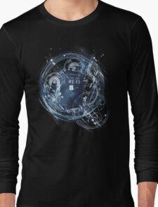Time and space machine Long Sleeve T-Shirt
