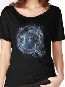 Time and space machine Women's Relaxed Fit T-Shirt