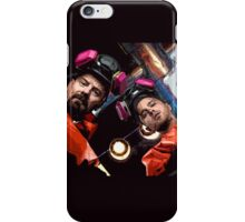 Walter & Jesse are cooking iPhone Case/Skin