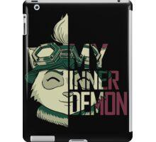 My inner demon iPad Case/Skin