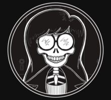 Daria (Stack's Skull Sunday) One Piece - Short Sleeve