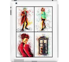 Doctor Who Series 9 iPad Case/Skin