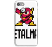 METALMAN iPhone Case/Skin
