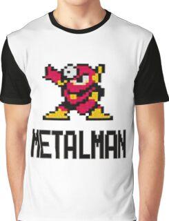 METALMAN Graphic T-Shirt