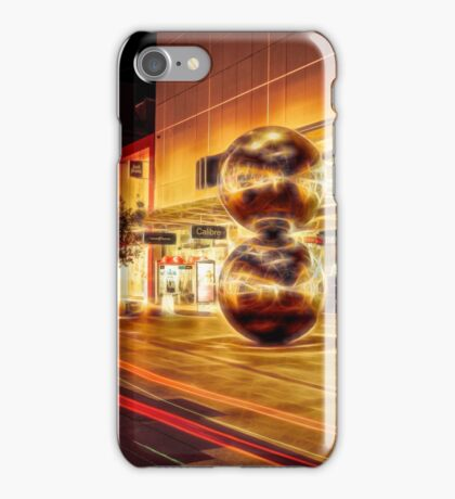 Malls Balls iPhone Case/Skin