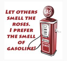 Smell of Gasoline Kids Tee