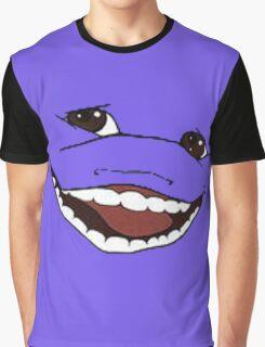 Dank Blastoise - Pokemon Meme Graphic T-Shirt