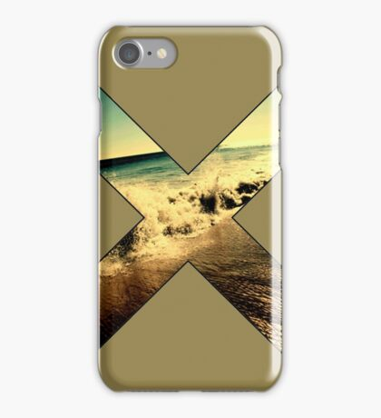 Sea X (Multiply) iPhone Case/Skin
