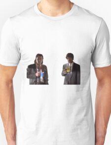 Vincent And Jules Pulp Fiction Unisex T-Shirt
