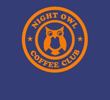 Night Owl Coffee Club Unisex T-Shirt