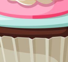 Cupcake emoji Sticker