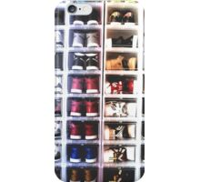 Sneaker Head - Collection iPhone Case/Skin
