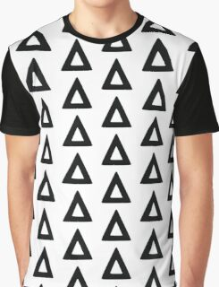 bastille triangle  Graphic T-Shirt