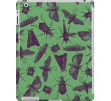 Proceedings of the County Agricultural Societies. Volume XXIII. 1863 Purple and Green Version iPad Case/Skin