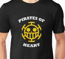 ONE PIECE - Pirates Of Heart Unisex T-Shirt