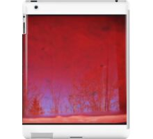 Red 51 iPad Case/Skin