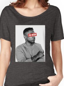 Ya Bish Kendrick Women's Relaxed Fit T-Shirt