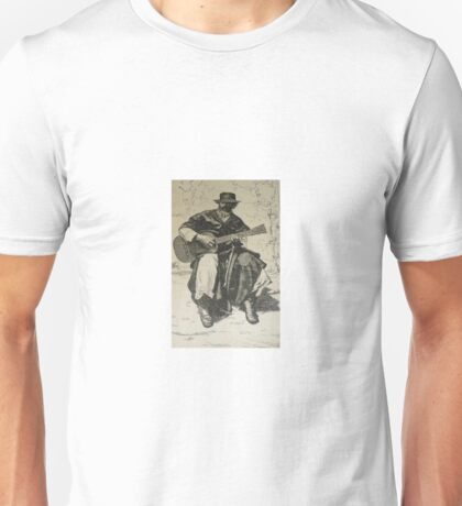Argentine Gaucho from Butch Cassidy's time Unisex T-Shirt