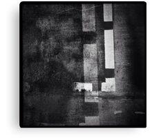 Monochrome 6 Canvas Print