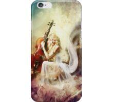 ISRAFEL - Engel der Musik - Angel of Music iPhone Case/Skin