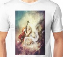 ISRAFEL - Engel der Musik - Angel of Music Unisex T-Shirt