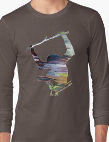 Gibbon Long Sleeve T-Shirt