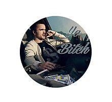 Yo Bitch - Jesse Pinkman Photographic Print