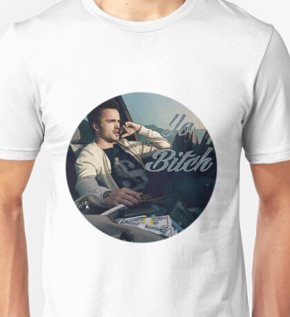 Yo Bitch - Jesse Pinkman Unisex T-Shirt