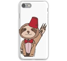 The Eleventh Sloth iPhone Case/Skin