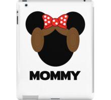 Mommy Leia Minnie iPad Case/Skin
