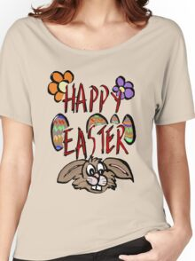 HAPPY EASTER! Women's Relaxed Fit T-Shirt