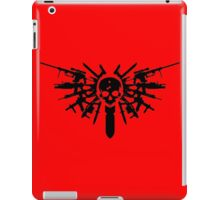 Wings of War graphic iPad Case/Skin