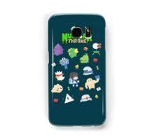 Nuclear Throne Samsung Galaxy Case/Skin