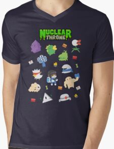 Nuclear Throne Mens V-Neck T-Shirt
