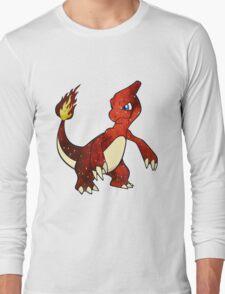 Galaxy charmeleon Long Sleeve T-Shirt