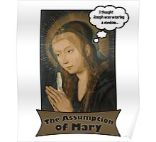 The Assumption of Mary Poster