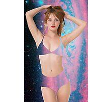 Space Cadet Photographic Print