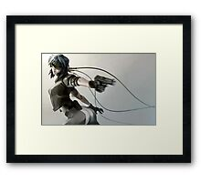 Ghost in the Shell - Kusanagi Framed Print