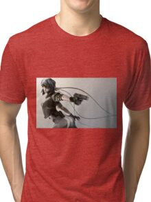 Ghost in the Shell - Kusanagi Tri-blend T-Shirt