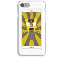 XIII - DEATH - Claptrap iPhone Case/Skin