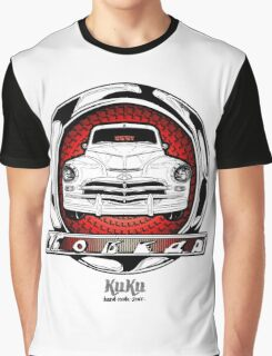 Pobeda M-20 vintage model Graphic T-Shirt