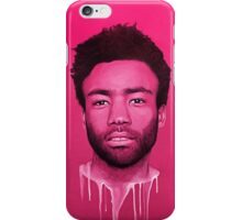 Childish Gambino Shirt iPhone Case/Skin