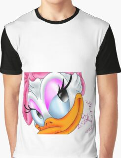 ~Daisy Duck ~ Graphic T-Shirt