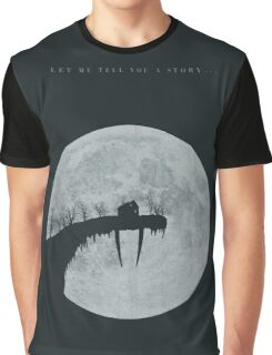 Let me tell - Tusk Graphic T-Shirt