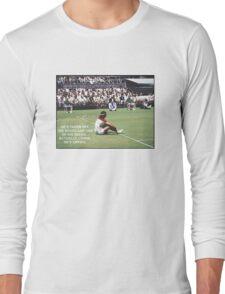 Richie Tenebaum Long Sleeve T-Shirt