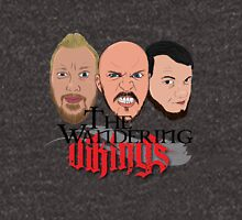 Wandering Vikings Podcast faces Merch Unisex T-Shirt