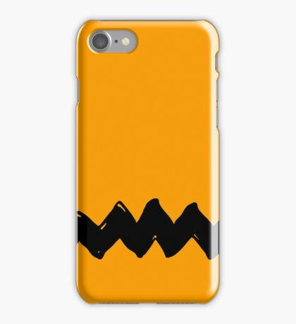 Charlie Brown - Golden Yellow Variant iPhone Case/Skin