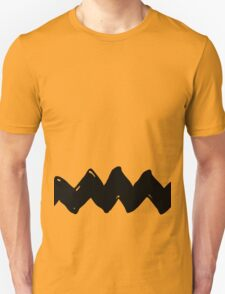 Charlie Brown - Golden Yellow Variant Unisex T-Shirt